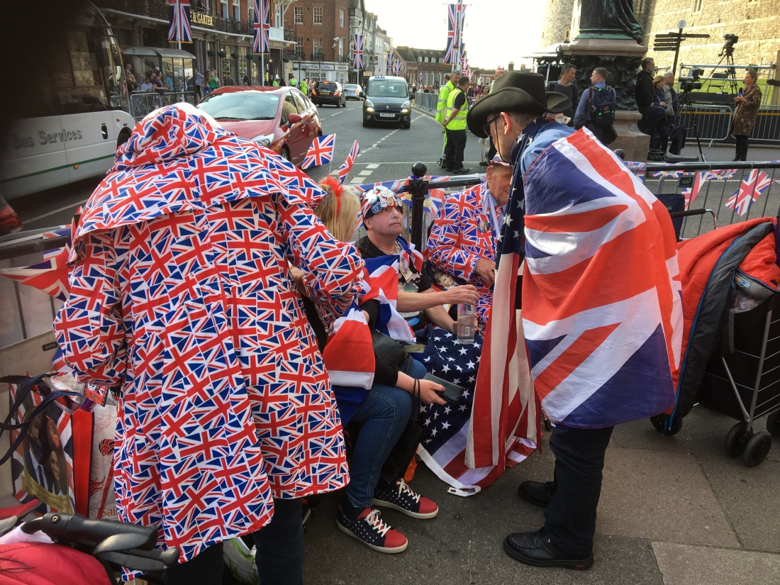 Royal Superfans - Harry and Meghan's Royal Wedding.